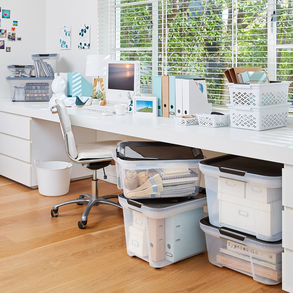 ultimate office desk storage