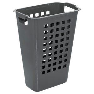 sorting hamper grey