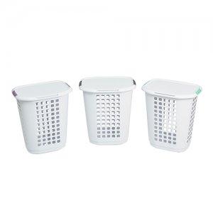 63L Laundry Hamper with Lid