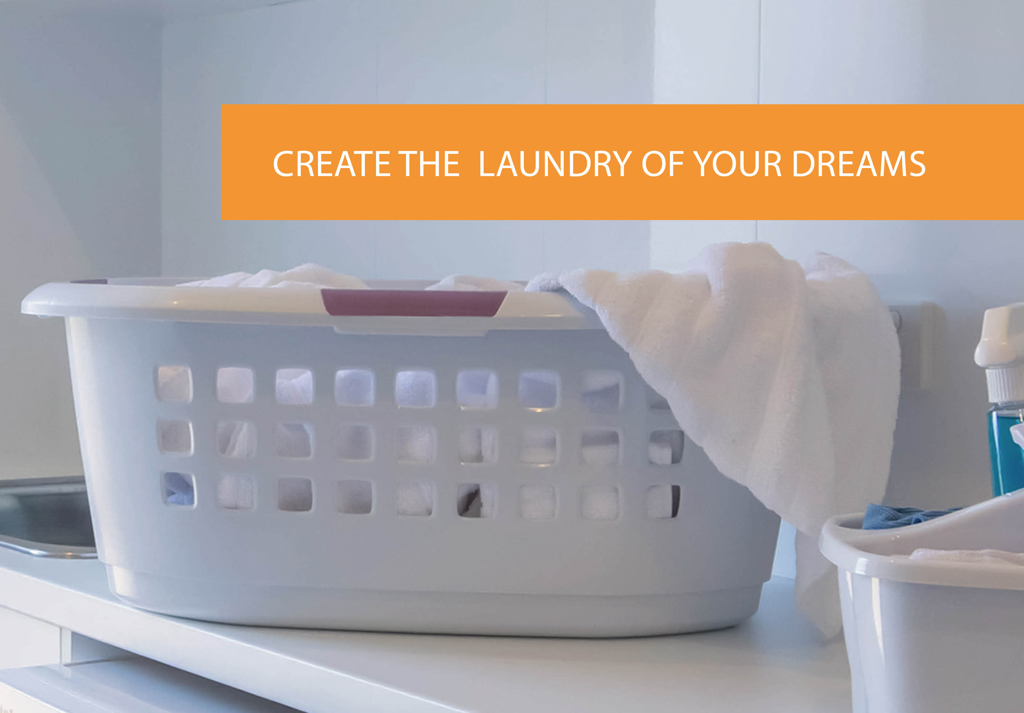 Create The Laundry System Of Your Dreams With The Ezy Encore Range
