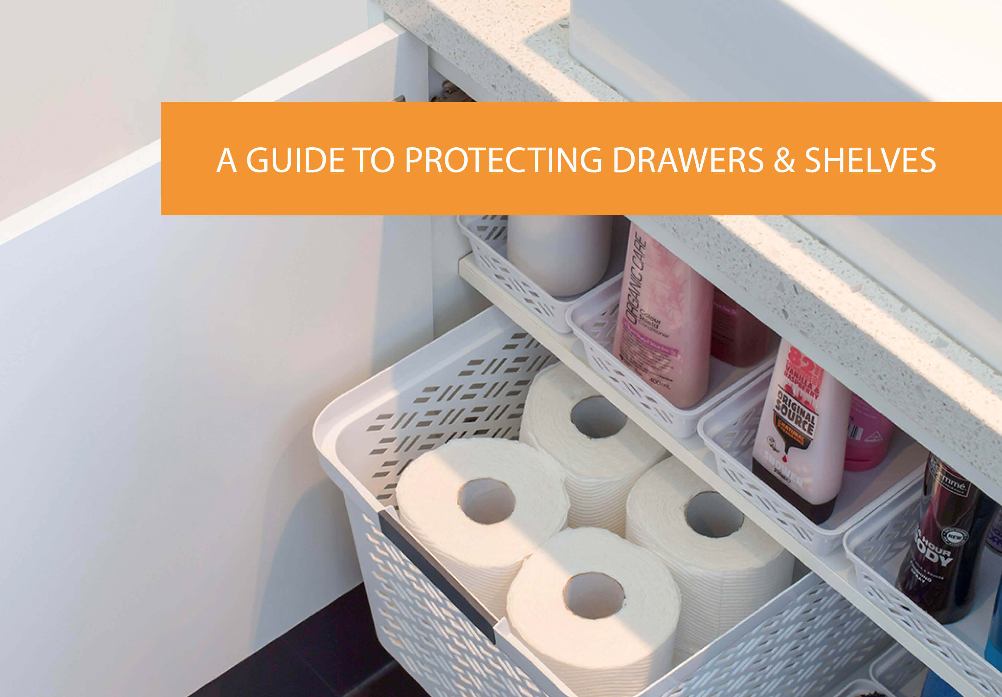 Your Guide To Protecting Drawers And Shelves From Wear And Tear