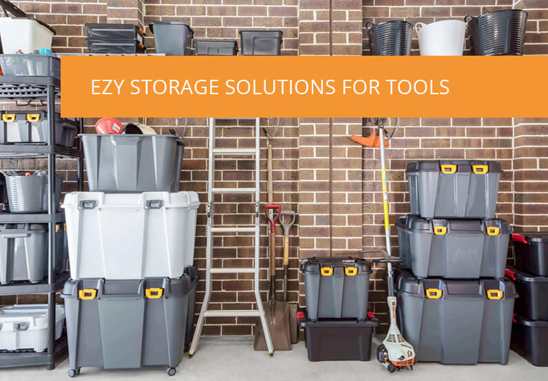 Ezy Storage Solutions for Tools