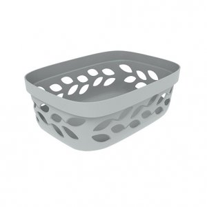2L Leaf Open Basket_GREY copy