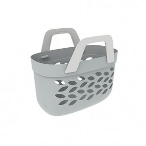 30L Leaf Carry Basket_GREY copy